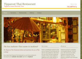 tipparostthairestaurant.co.nz