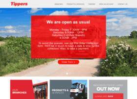 tippersbm.co.uk