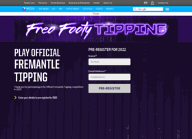 tipping.fremantlefc.com.au
