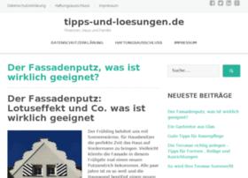 tipps-und-loesungen.de