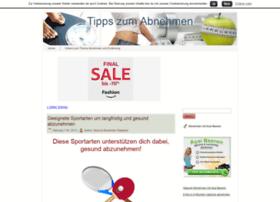 tipps-zum-gesunden-abnehmen.com