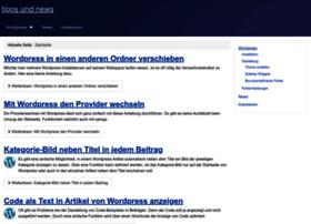 tipps.1st-tec.de