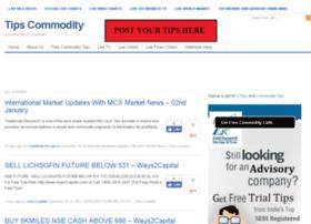 tips-commodity.net
