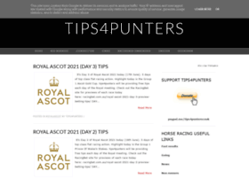 tips4punters.co.uk
