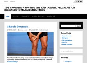 tips4running.com