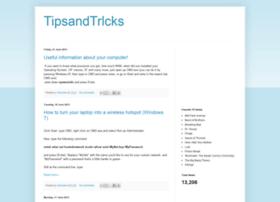tipsandtrlcks.blogspot.ro