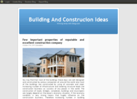 tipsforbuildingandconstruction.blog.com