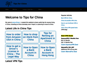 tipsforchina.com