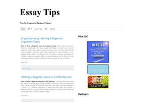 tipsforresearchpapersandessays.blogspot.com