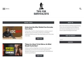 tipsforsurvivalists.com