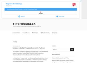 tipsfromgeek.com