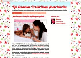 tipskesehatananakdanibu.blogspot.com