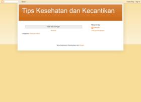 tipskesehatankecantikan.blogspot.com