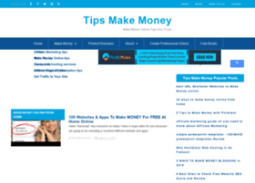 tipsmakemoney.com