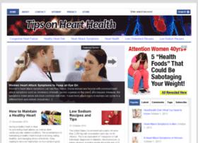 tipsonhearthealth.com