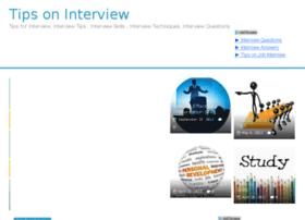 tipsoninterview.com