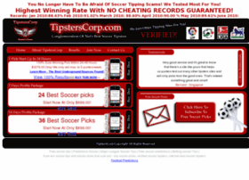 tipsterscorp.com