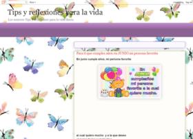 tipsyreflexionesparalavida.blogspot.mx