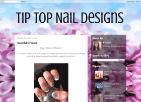 tiptopnaildesigns.blogspot.com