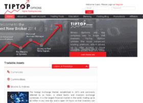 tiptopoptions.com
