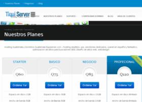 tiquiserver.com