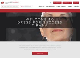 tirana.dressforsuccess.org
