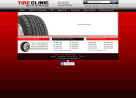 tireclinic.com