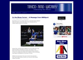 tiredandweary.co.uk