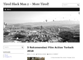 tiredblackman.com