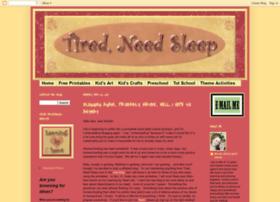 tiredneedsleep.blogspot.com