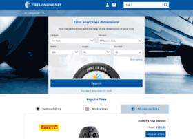 tires-online.net