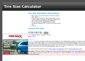 tiresizecalculator.info