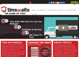 tiresonsite.com