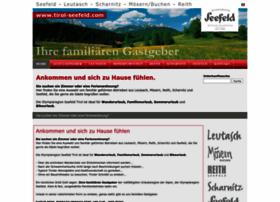 tirol-seefeld.com