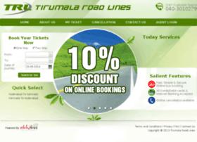 tirumalabus.com