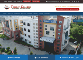 tirupaticollege.com