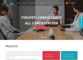 tirupaticonsultancy.com