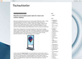 tischaufsteller.blogspot.in