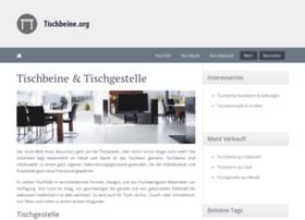 tischbeine.org