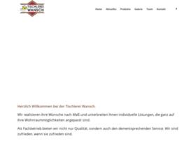 tischlerei-wansch.at