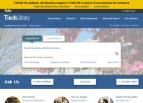 tischlibrary.tufts.edu