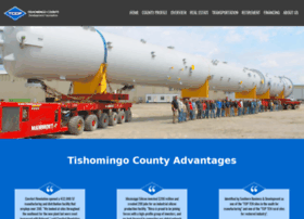 tishomingo.org