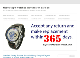tissot-copy-watches.watchesonsale.be