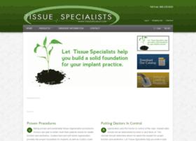 tissuespecialist.com