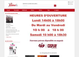 tissus-reine.com