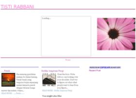 tistirabbani.blogspot.com