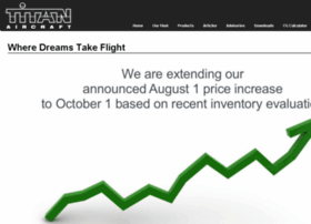 titanaircraft.com