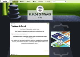 titanes.obolog.com