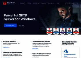 titanftp.com