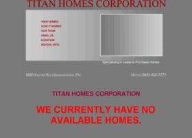 titanhomes.info